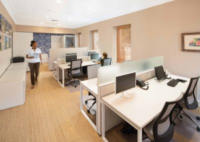 Bahamian office design