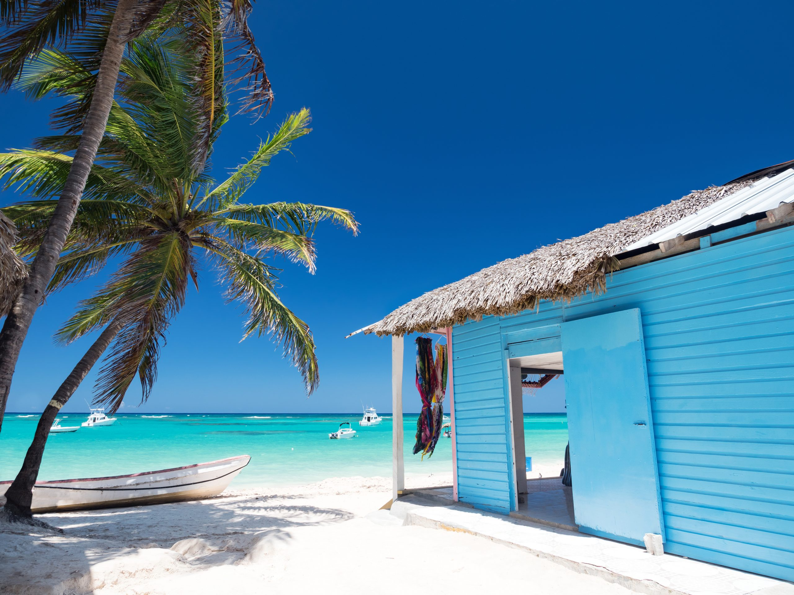colour trends in The Bahamas Bahama blues