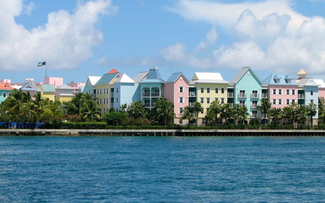 Colour Trends in the Bahamas